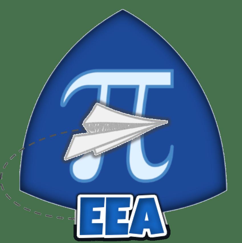 EEA Logo (w paper airplane) PNG